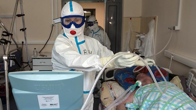 В России провели более 10,9 млн тестов на коронавирус