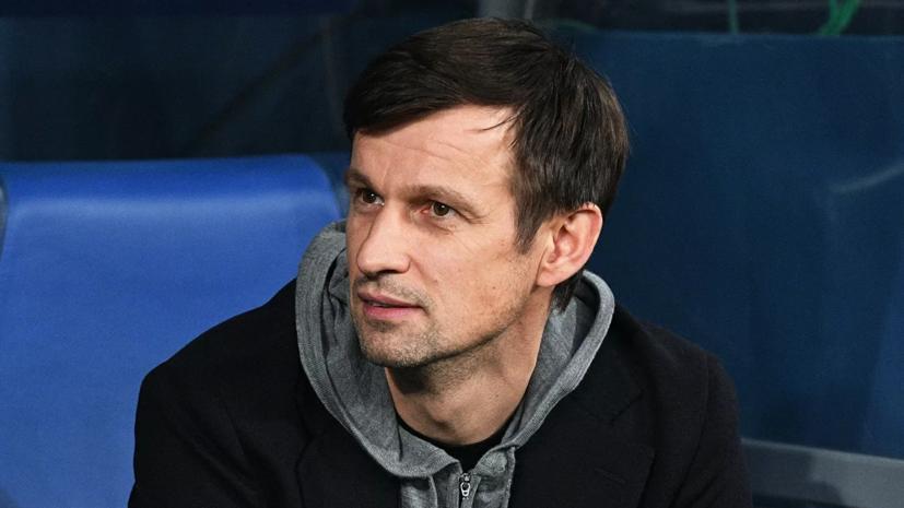 Медведев прокомментировал продление контракта с Семаком