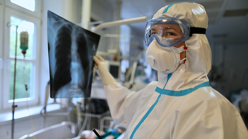 Более 10,9 млн тестов: в России выявлено 9035 новых случаев COVID-19