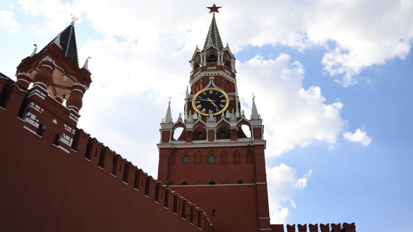 В Кремле оценили мнение о «причастности» России к протестам в США