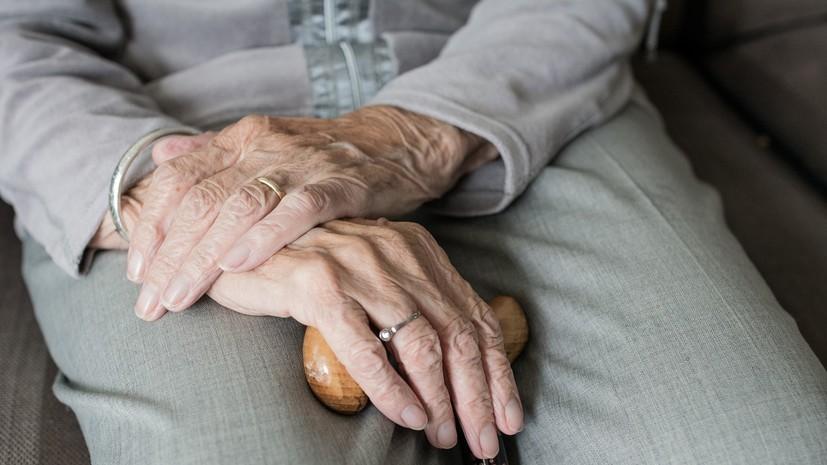 Карантин в домах престарелых в Удмуртии продлён до 6 июля