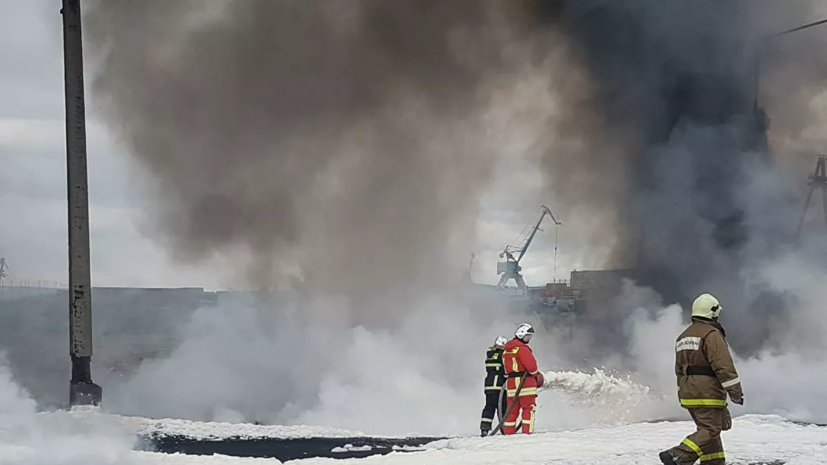 В Норильске введён режим ЧС после разлива дизельного топлива