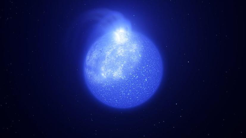 Светлые пятна: астрофизики обнаружили гигантские магнитные вспышки на поверхности горячих субкарликов