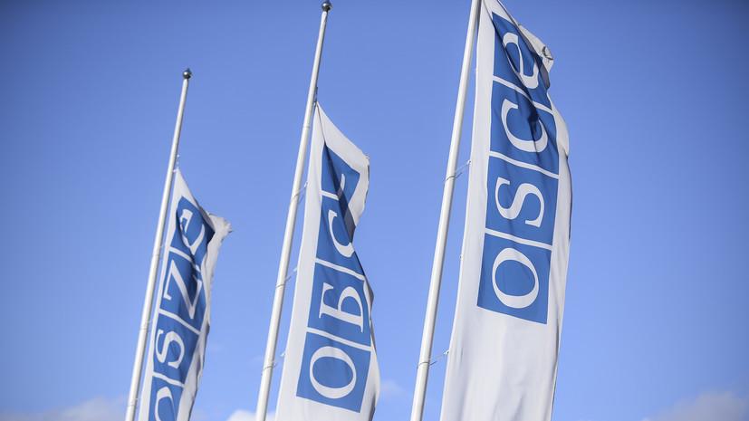 В ОБСЕ обеспокоены применением силы против журналистов в США