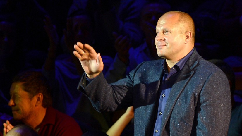 CBS поставил Фёдора Емельяненко выше Нурмагомедова в рейтинге величайших бойцов MMA