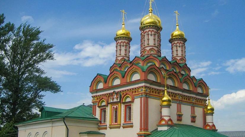 Храмы Москвы откроются для прихожан