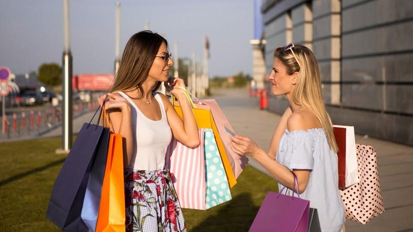 Психолог рассказала, как избежать лишних покупок в ТЦ