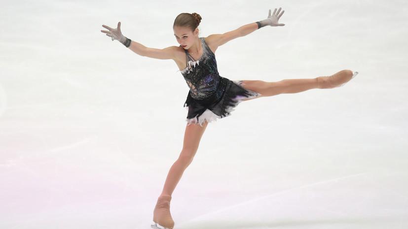 Трусова намерена сделать пять четверных прыжков в одной программе в следующем сезоне