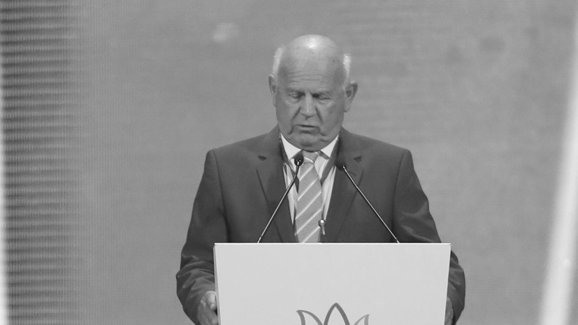 Умер глава Европейских олимпийских комитетов Косьянчич