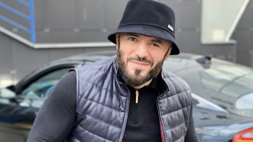 Боец MMA Исмаилов показал, как проходил тест на коронавирус