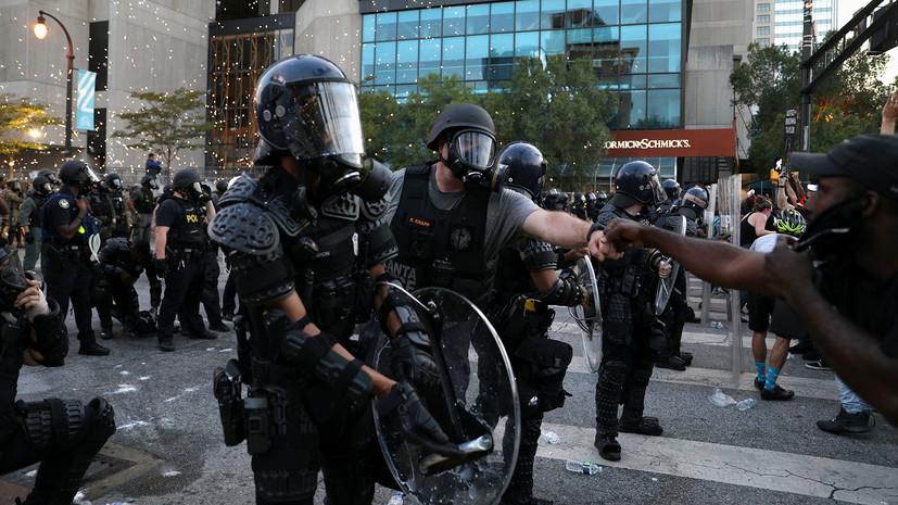 Силовое решение: задействует ли Трамп армию для подавления беспорядков в США