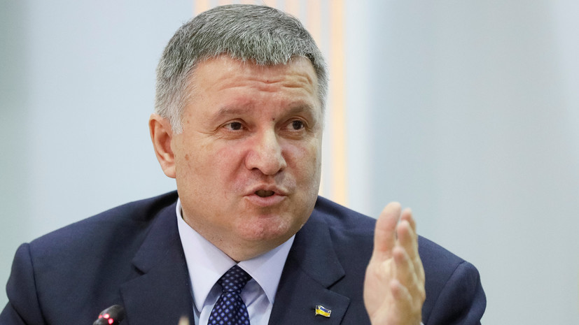 В Раде начали сбор подписей за отставку главы МВД Украины