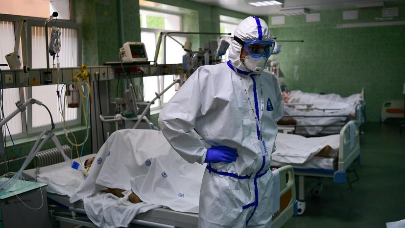 В Башкирии рассказали, какие больницы приняли пациентов с COVID-19