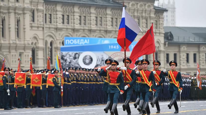 Белорусских военных пригласили принять участие в параде в Москве