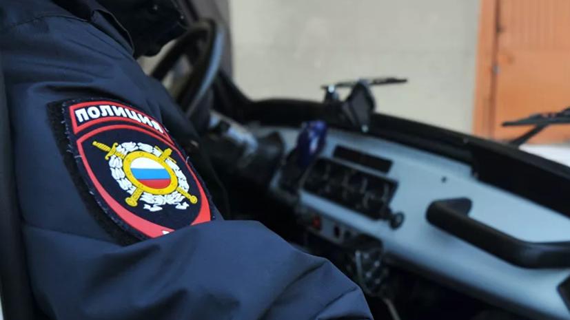 В Оренбуржье полицейские нашли потерявшегося мальчика на берегу реки