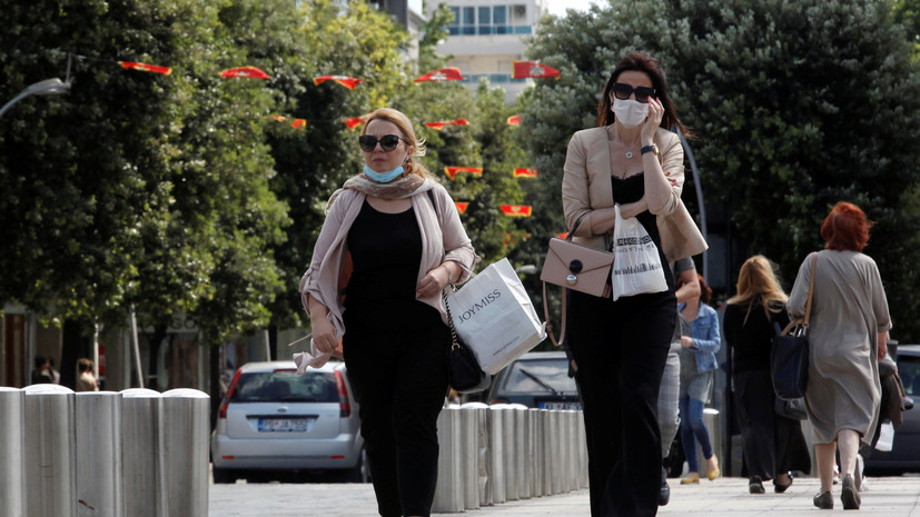 В Черногории объявили о завершении эпидемии коронавируса