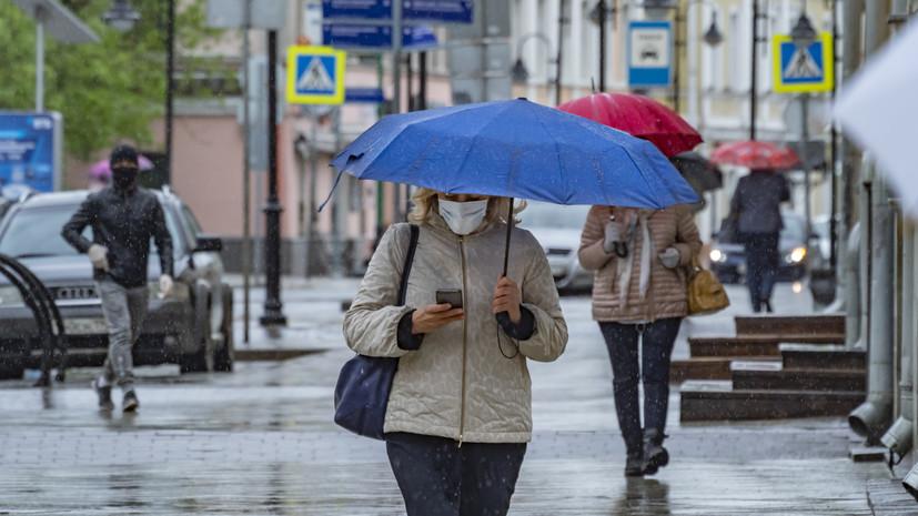 В Гидрометцентре назвали дату наступления «настоящего лета» в Москве