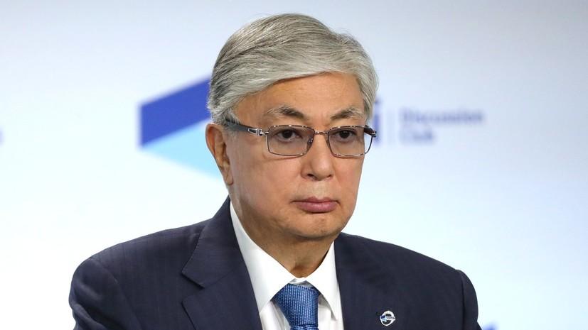 Токаев заявил, что строительство базы США в Казахстане не обсуждается