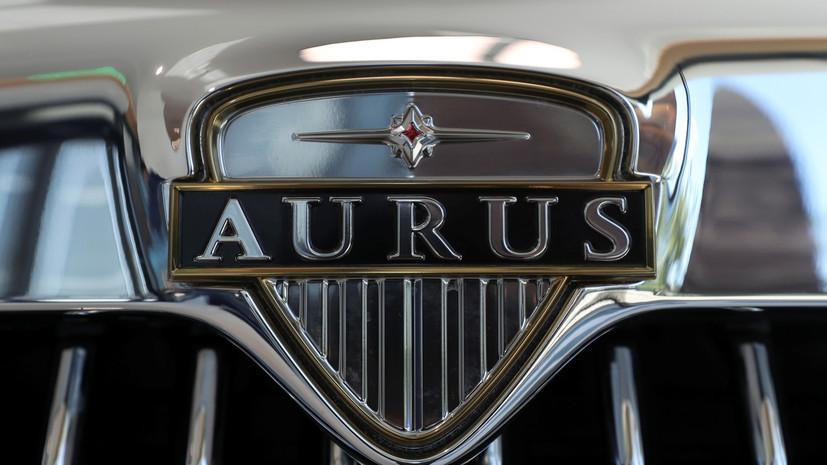 Мантуров оценил объём заказов на автомобили Aurus