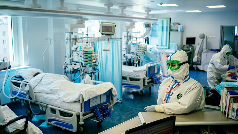 Выздоровевших за сутки больше, чем заболевших: в России выявили 8536 новых случаев коронавируса