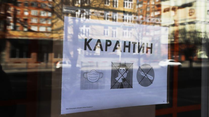 «Должны быть временной мерой»: Москалькова — об ограничениях на время эпидемии коронавируса