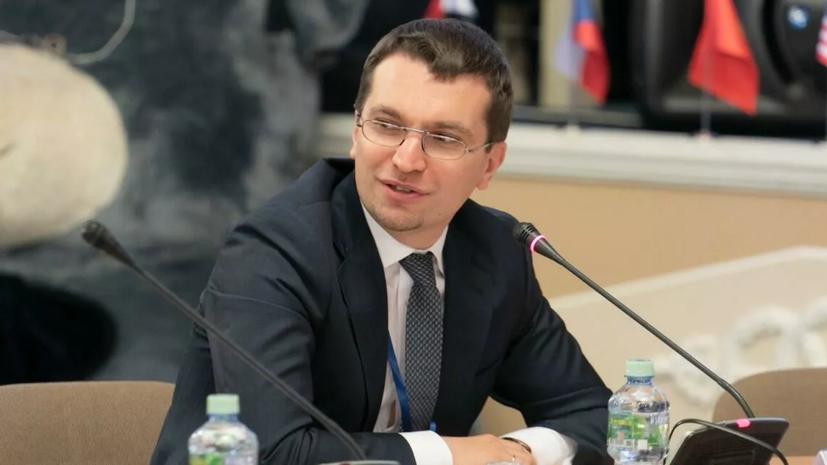 Замминистра юстиции Гальперин рассказал о работе ЕСПЧ по российскому направлению