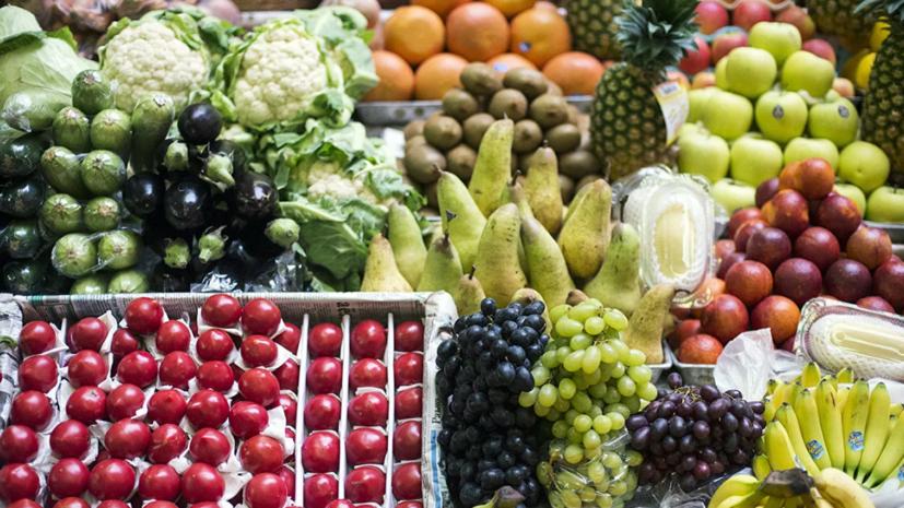 В Роскачестве предупредили о токсинах в овощах и фруктах
