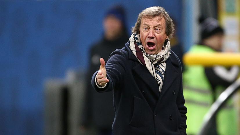 Фанаты киевского «Динамо» выступили против приглашения Сёмина на пост главного тренера
