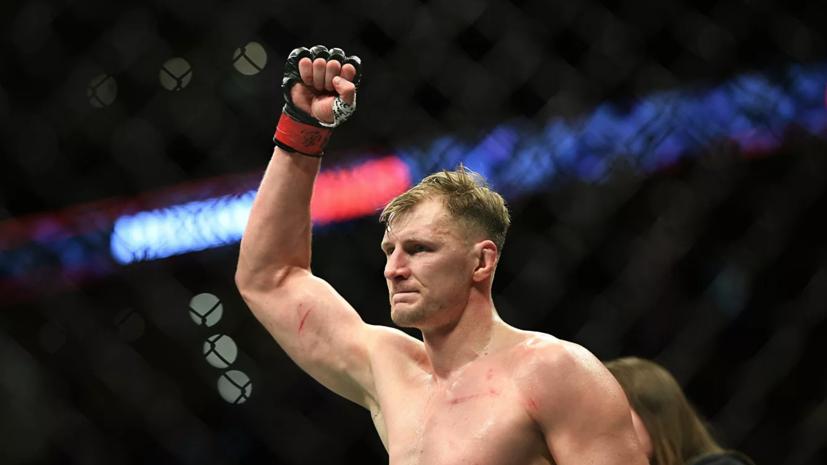 Волков рассказал о сложностях подготовки к бою с Блейдсом в UFC