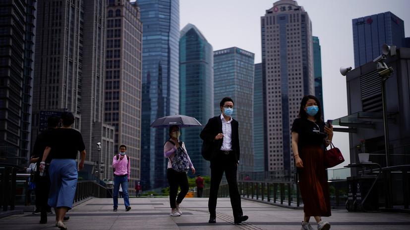 В Китае за сутки выявили пять случаев инфицирования коронавирусом