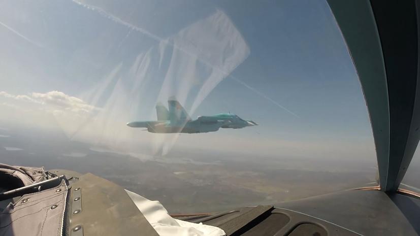 В Челябинске началась подготовка воздушной части парада Победы — видео