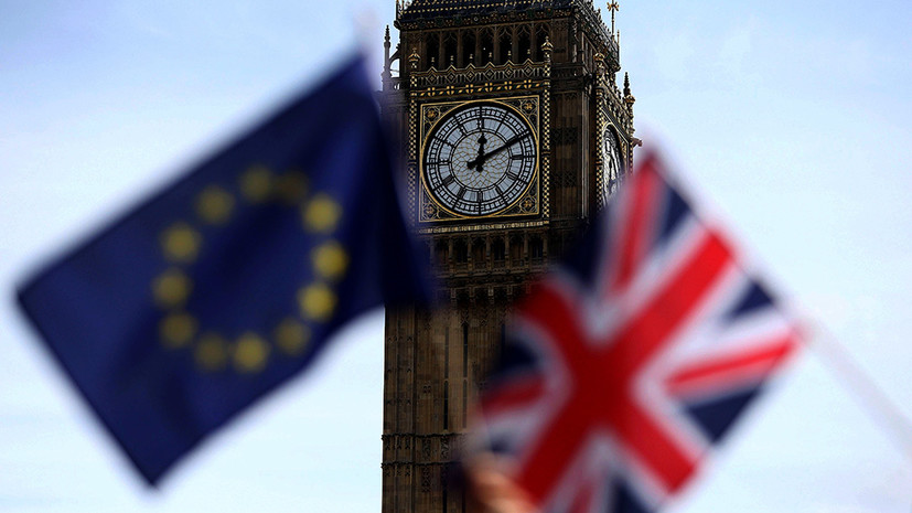 В ЕС оценили итоги переговоров с Британией о партнёрстве после брексита