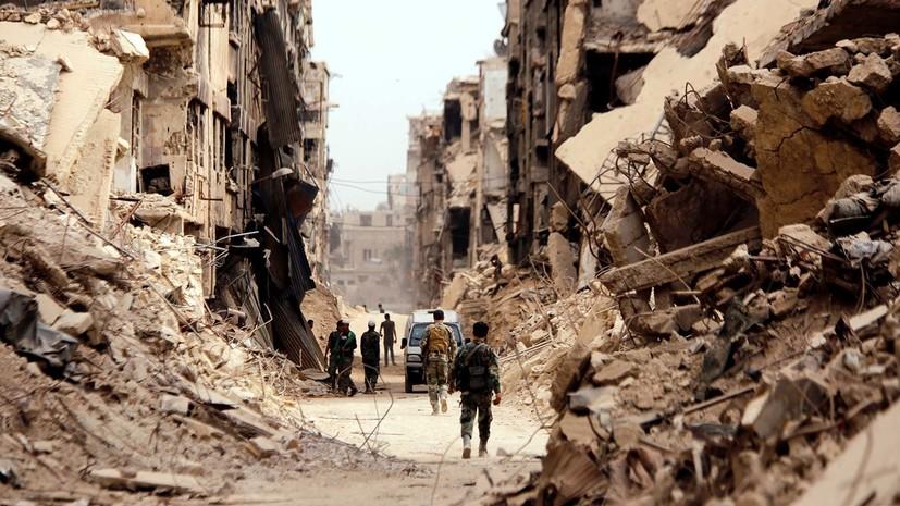 «Не припомним удачных проектов США»: в МИД ответили на заявление Госдепа о «деструктивной роли» РФ на Ближнем Востоке