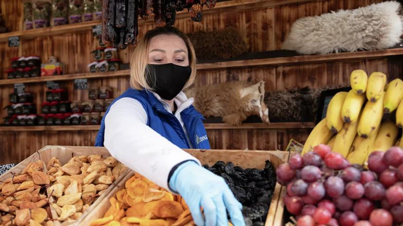 В Москве возобновили работу более 80 ярмарок выходного дня