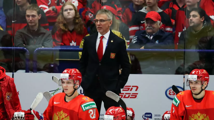 Буре: у Ларионова должно хорошо получиться на посту главного тренера молодёжной сборной России