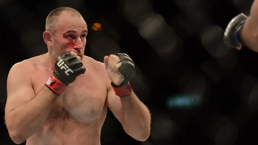 Олейник предупредил Волкова о грязных приёмах Блейдсаперед их боем в UFC
