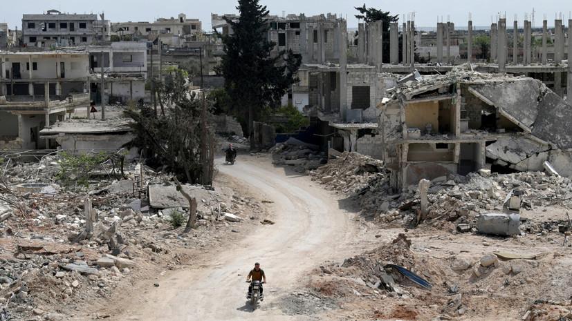 Посольство России ответило на призыв Госдепа «уйти с Ближнего Востока»