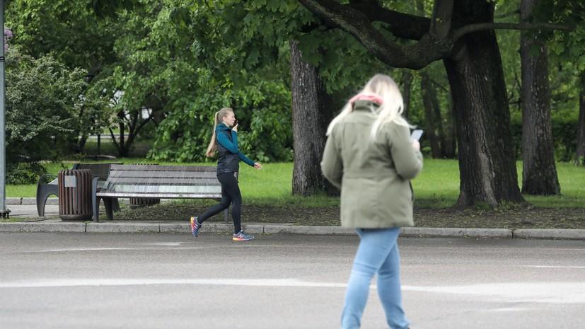 В Находке разрешат прогулки и занятия спортом на улице малыми группами
