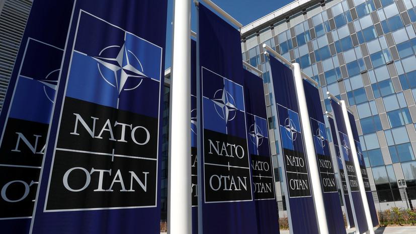 Антонов: страны НАТО будут делиться с США данными о полётах над Россией