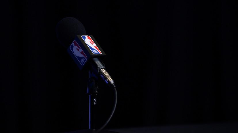 Источник: игроки НБА не будут проходить допинг-тесты после возобновления сезона