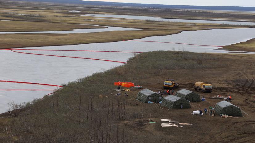 Помпео предложил России помощь в ликвидации ЧП в Норильске