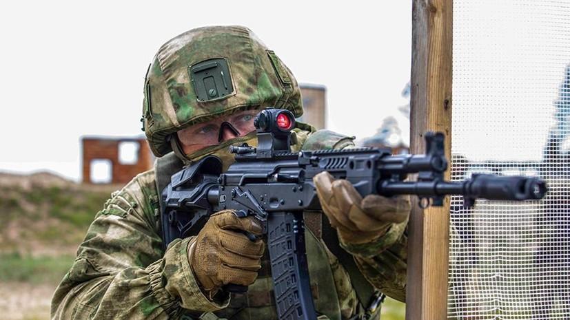 Оружие для «Ратника»: как АК-12 приходит на смену своему предшественнику в российской армии