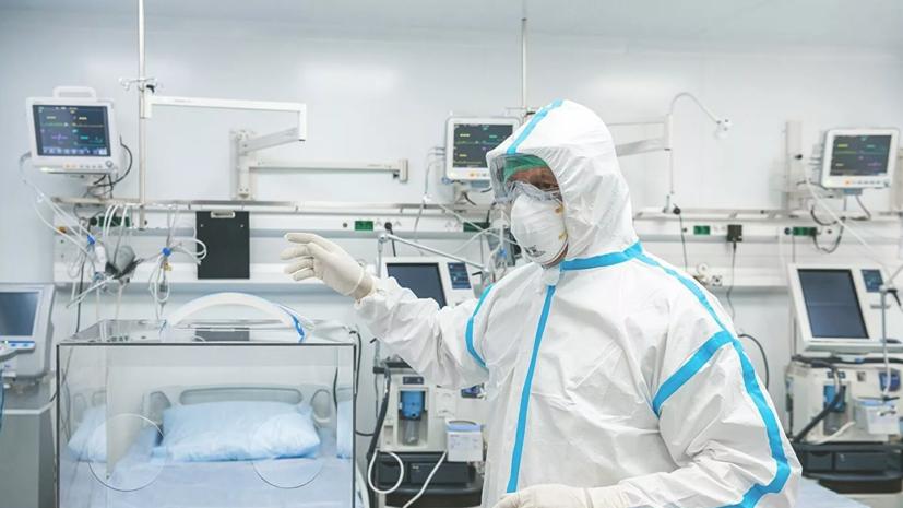 В России за сутки умерли 112 пациентов с коронавирусом