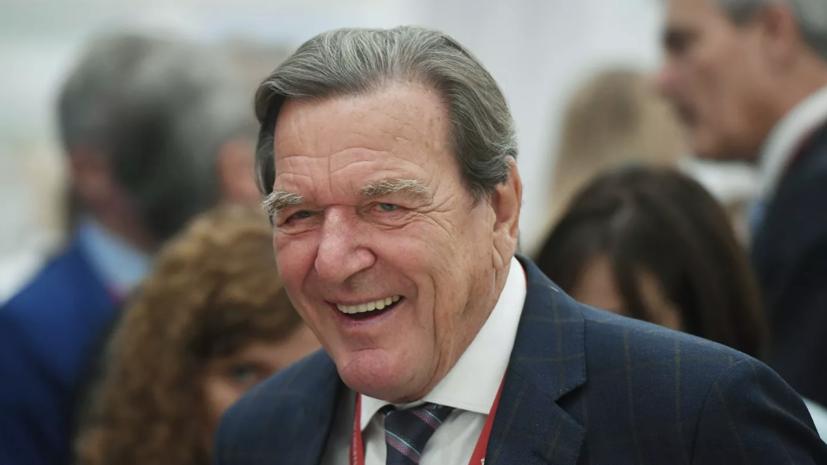 Шрёдер переизбран председателем совета директоров «Роснефти»