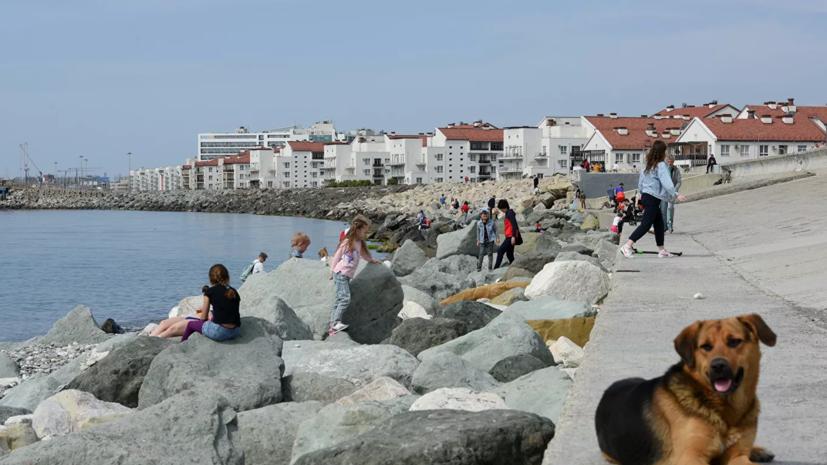 Опрос: четверть россиян планируют отдыхать на отечественных курортах