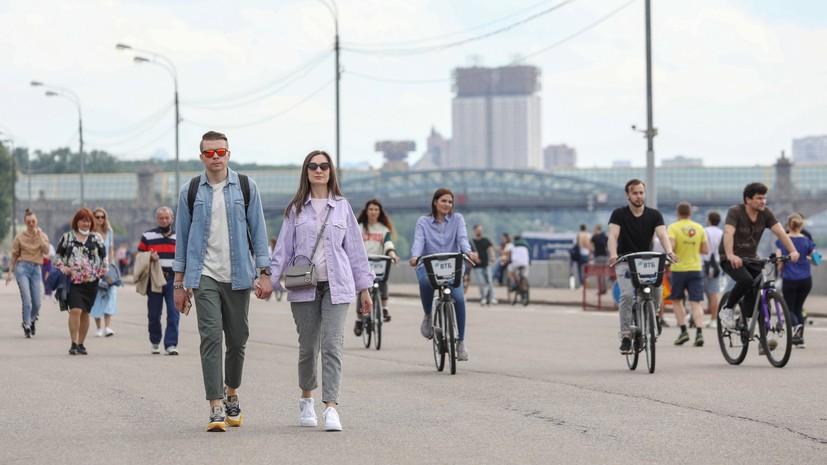 Собянин объявил об отмене самоизоляции и пропусков в Москве