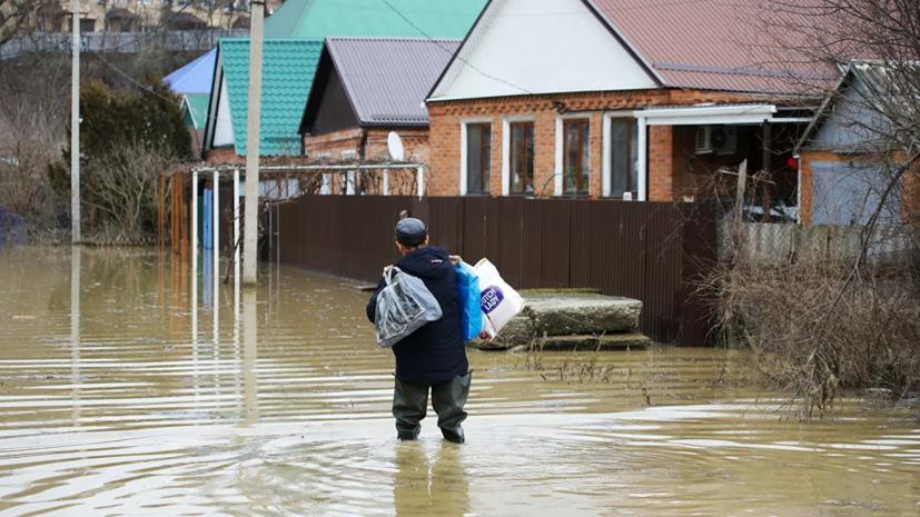 В Красноярском крае эвакуировали девять туристов из-за паводка