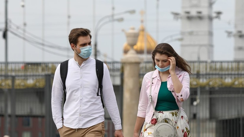 ВОЗ рекомендует носить маски и после ослабления ограничений в России