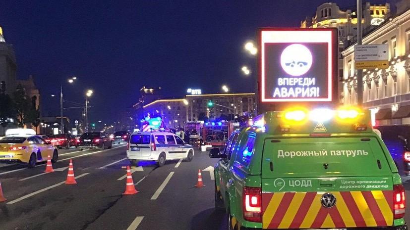 В МВД сообщили, что Ефремов был пьян в момент ДТП в Москве