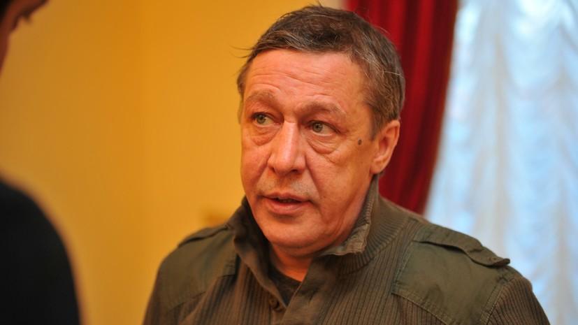 Ефремов заявил о готовности помочь семье погибшего в ДТП